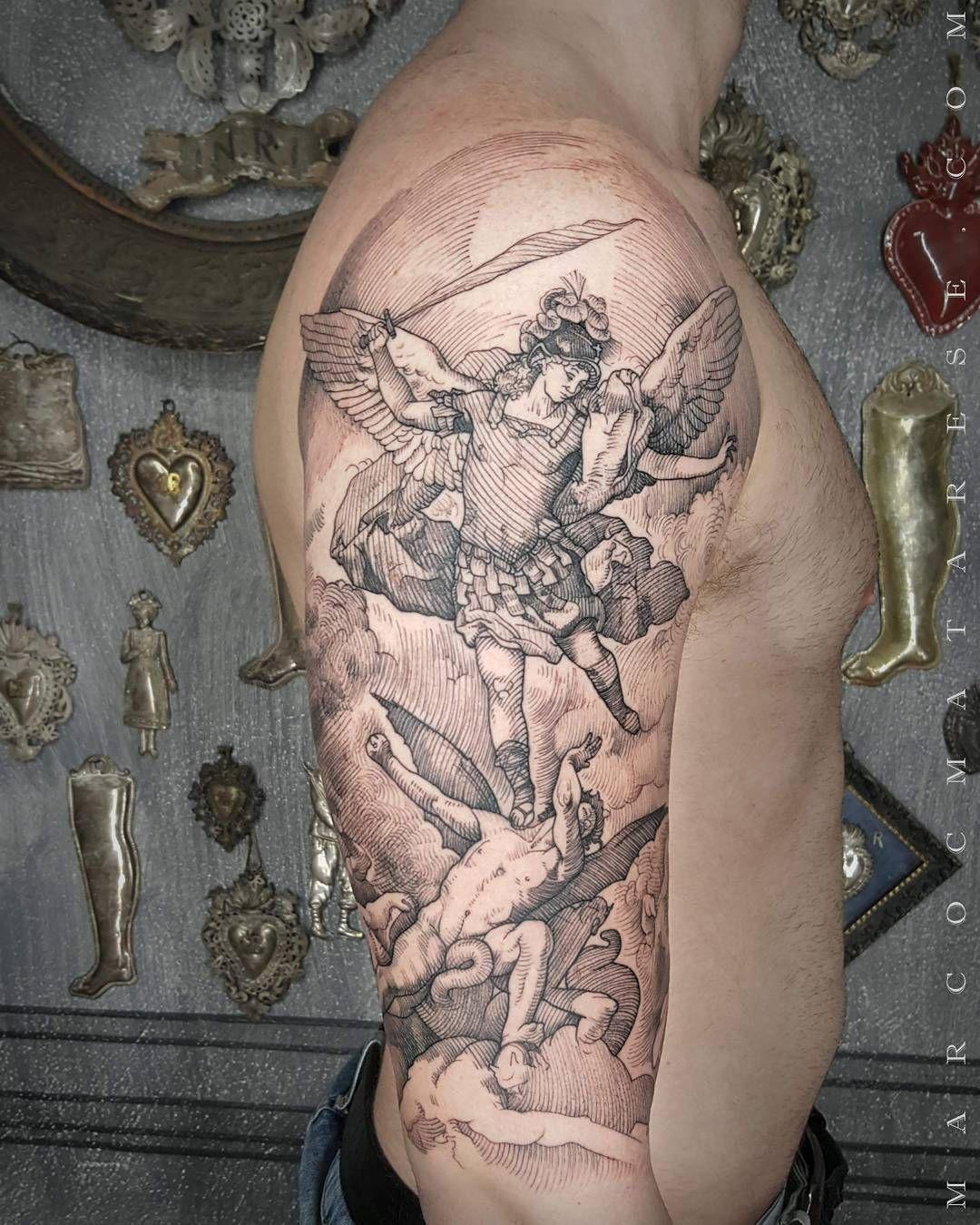 dc47d4692 #purotattoostudio #marcocmatarese #matarese #incisione #etching #engraving  #drawing #lines #blackwork #milano #milan #tatuage #ink #tattoo #tattooist  #nero ...