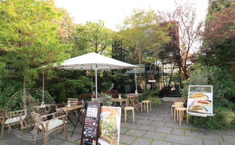 兵庫 芦屋 レストラン グルメ カフェ スイーツ おしゃれ Casa Bellini カーサベリーニ スイーツ おしゃれ カフェ レストラン