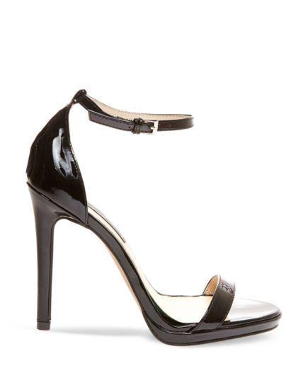 1ba044454d1 STEVEN BY STEVE MADDEN Ankle Strap Sandals - Rykie High Heel ...