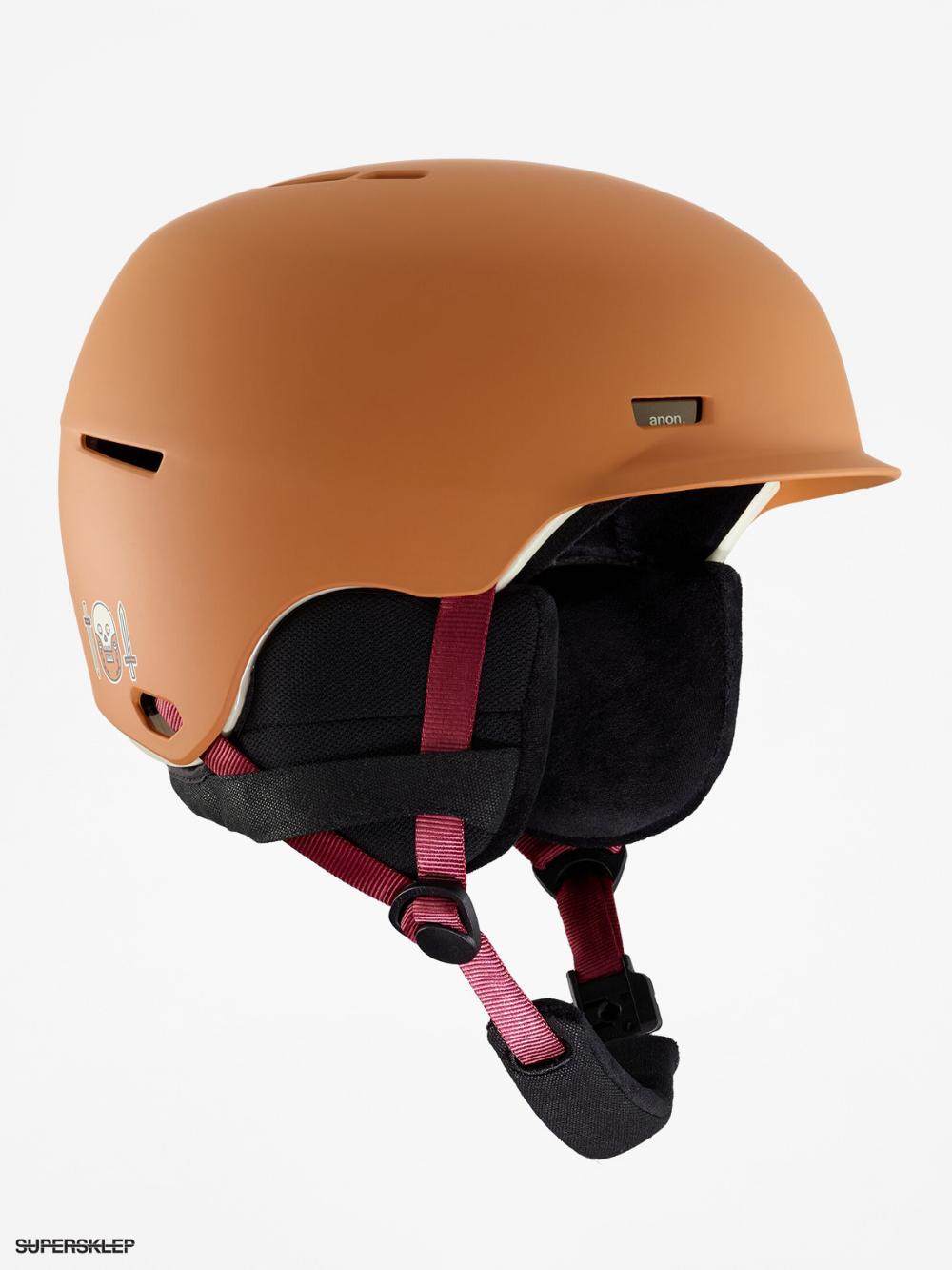 Kask Anon Highwire Doa Orange In 2020 Helmet Doa Bicycle Helmet