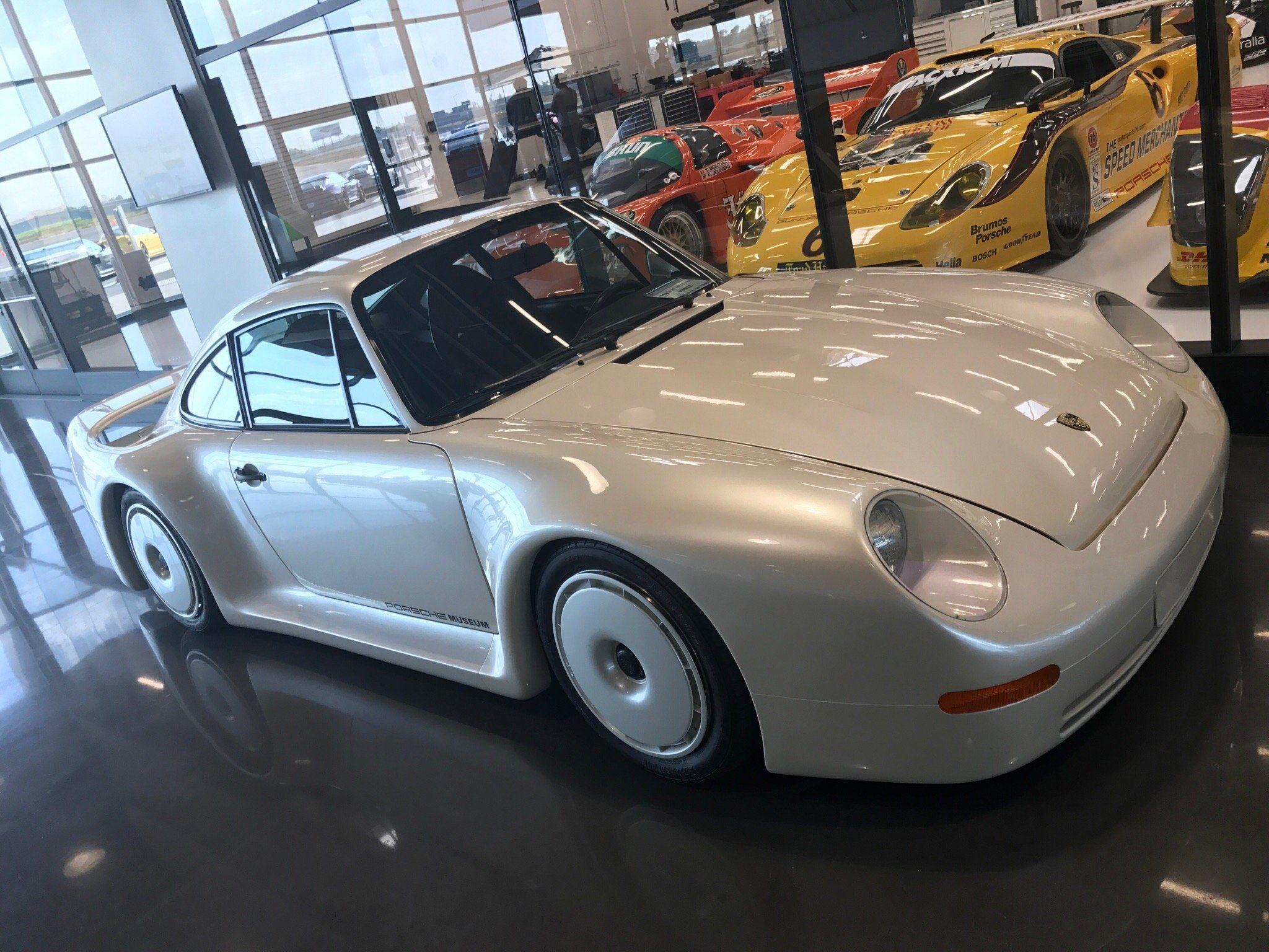 Porsche Experience Center Los Angeles Carson 2018 All