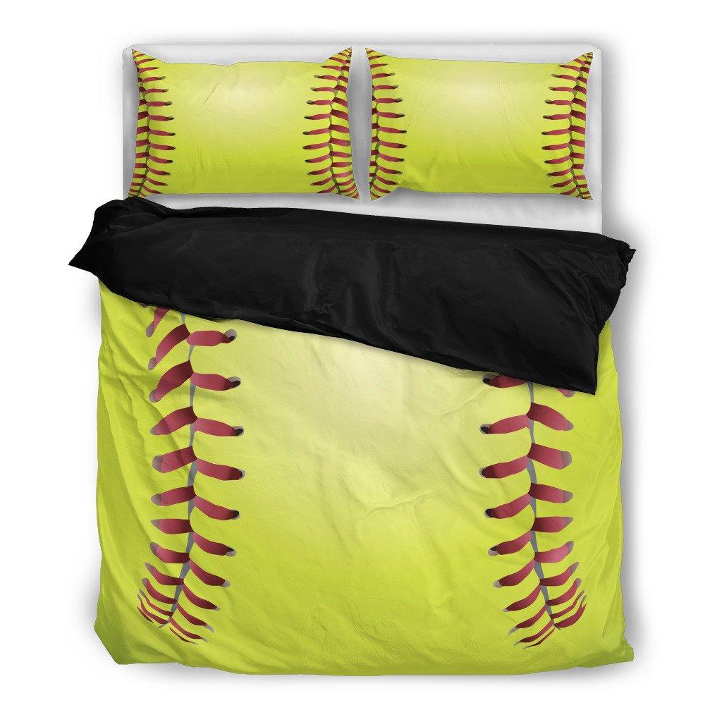 Softball Bedding Set Softball Bedding Set Softball Room Decor