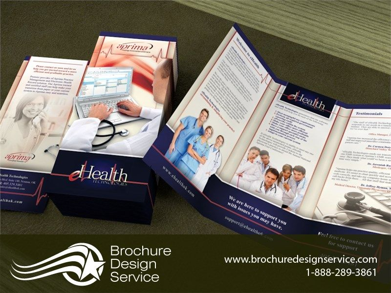 Brochure Design Sample Template for Healthcare - Brochure - healthcare brochure