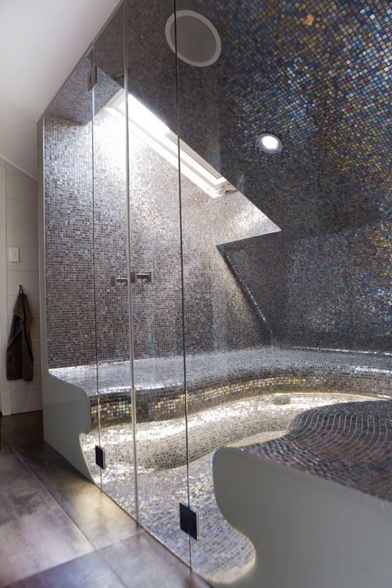 Elegant Modern Penthouse With Glass Theme Idesignarch Interior Design Architecture Interior Decorating Emagazine Modern Luxury Bathroom Bathroom Design Luxury Glass Bathroom