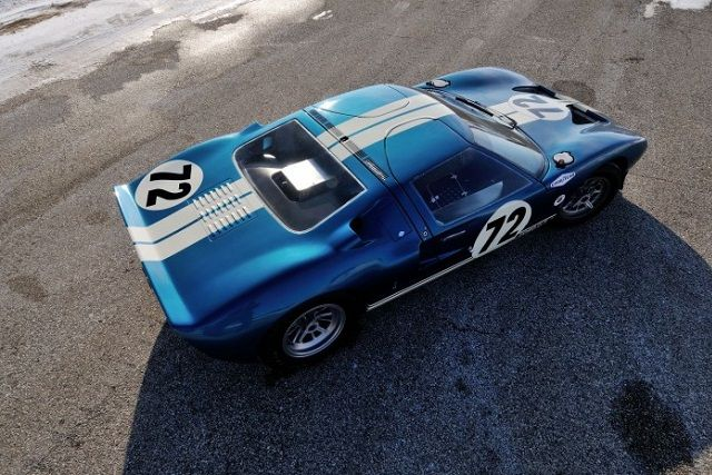 Gt Development Car Going To Auction Mustang Pinterest Cars Carroll Shelby And Ford Gt