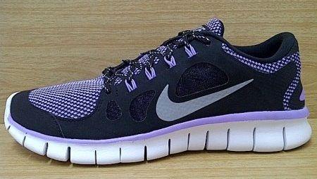 Kode Sepatu Nike Free 5 0 Black Purple Ukuran Sepatu 35 5