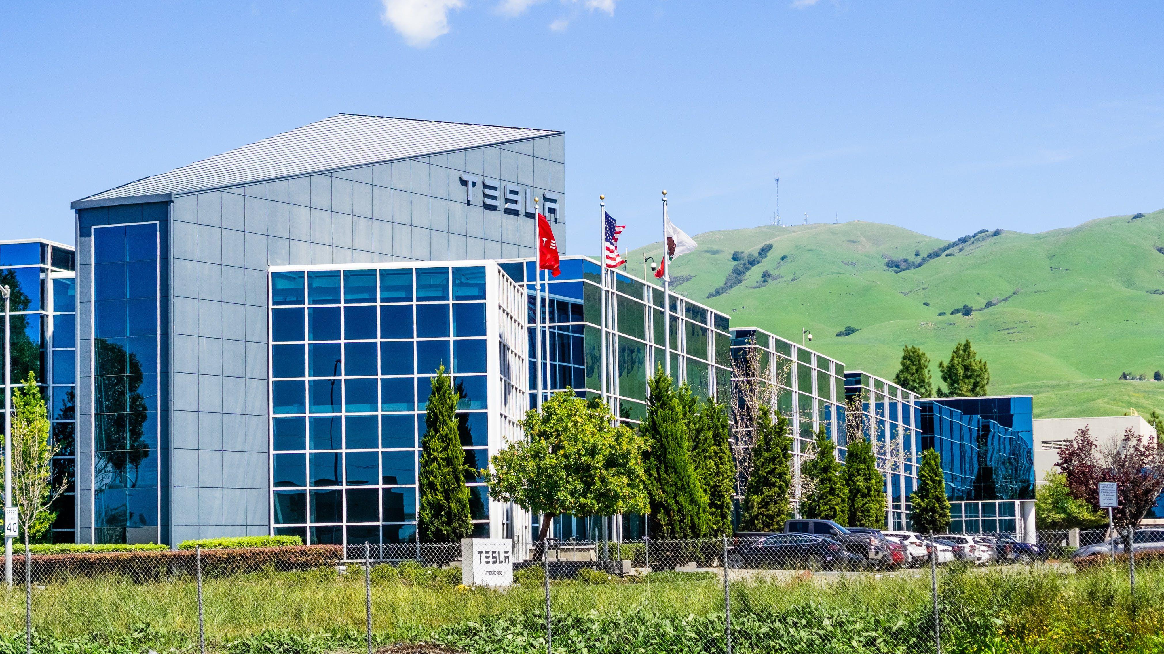 Tesla Gigafactory 3 A Step Closer To Model 3 Production Market Realist
