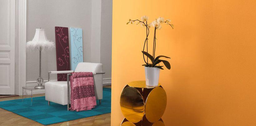 Kuu Inspiratsioon Oranz Loominguline Kaos Inspiration Details Alpina Home Decor