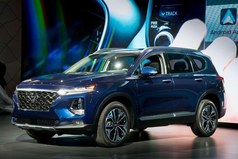 2019 Hyundai Santa Fe Fresh Name Fresh Features Fresh Price Hyundai Santa Fe Santa Fe Sport Hyundai