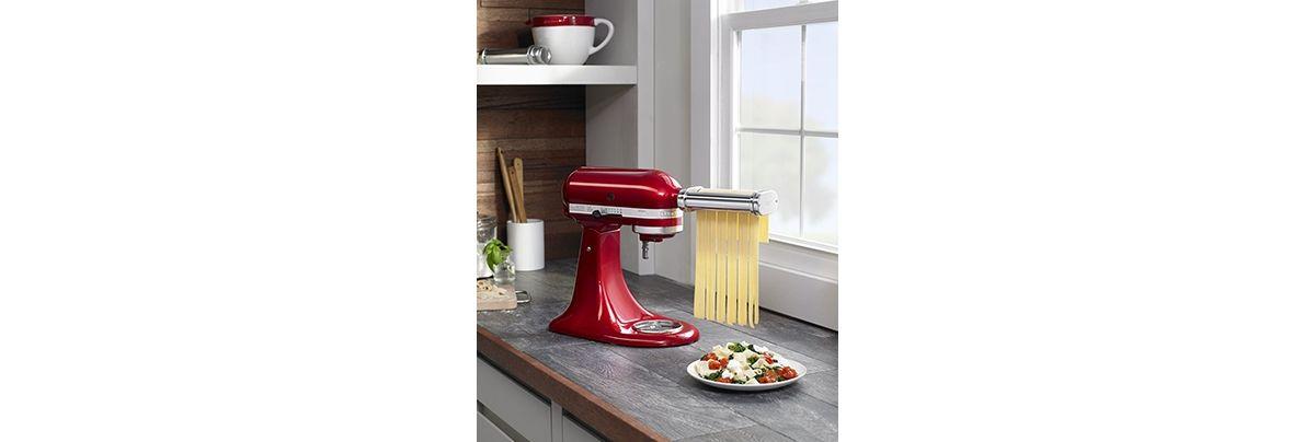 Kitchenaid Pasta Roller And Cutter Set Ksmpra Reviews Small