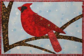 Sunrise Quilt Studio: Christmas Postcards