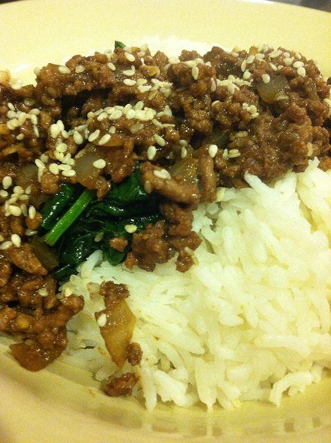 Bulgogi Beef from @definingtabitha   Ground beef, Food ...