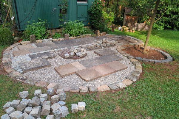 Schon Patchworkweg Mit Unterschiedlichen Steinhöhen   Wer Hat Erfahrung?   Mein  Schöner Garten Forum