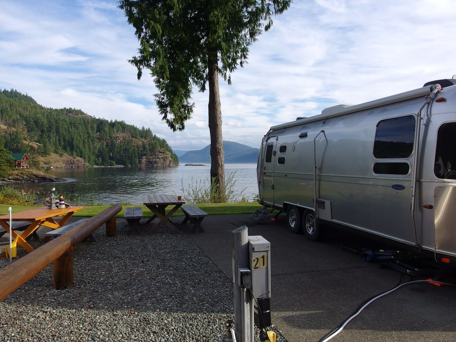 Rv Campground Quotes  Ripple Creek Rv At Brown's Bay(near Campbell River)  West