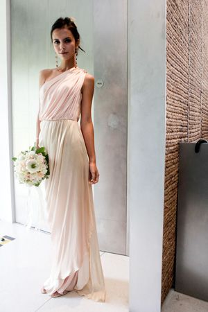 Greek Bridesmaid Dresses
