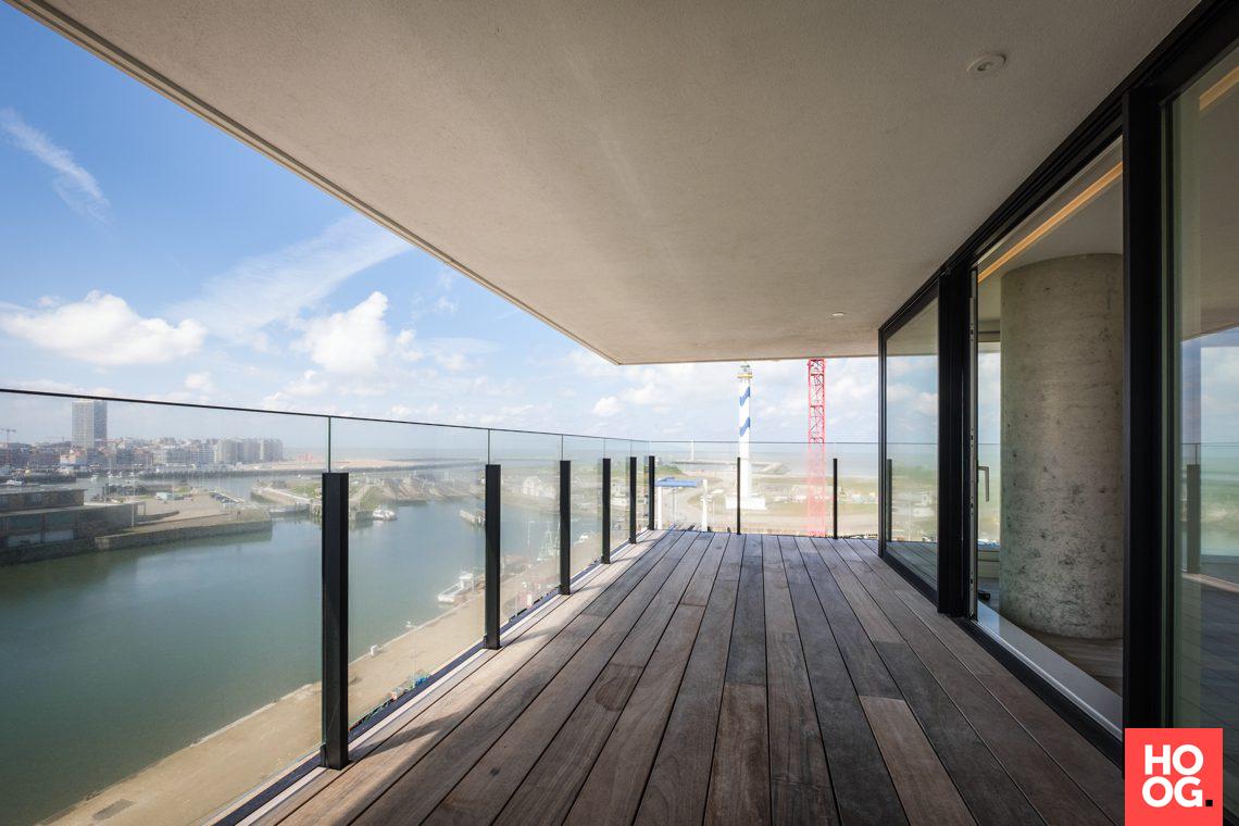 Qtd interieur architecten project oostende flemish beauty