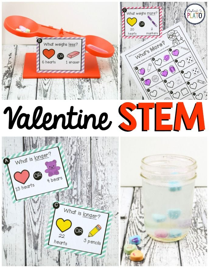 These Valentines Day STEM Challenges are a musttry Use a simple