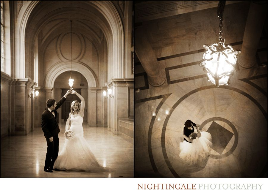 San Francisco City Hall Wedding Lauren And Zach By Nightingale Photography Napa Sonoma New Orleans Professional Photographer Planner