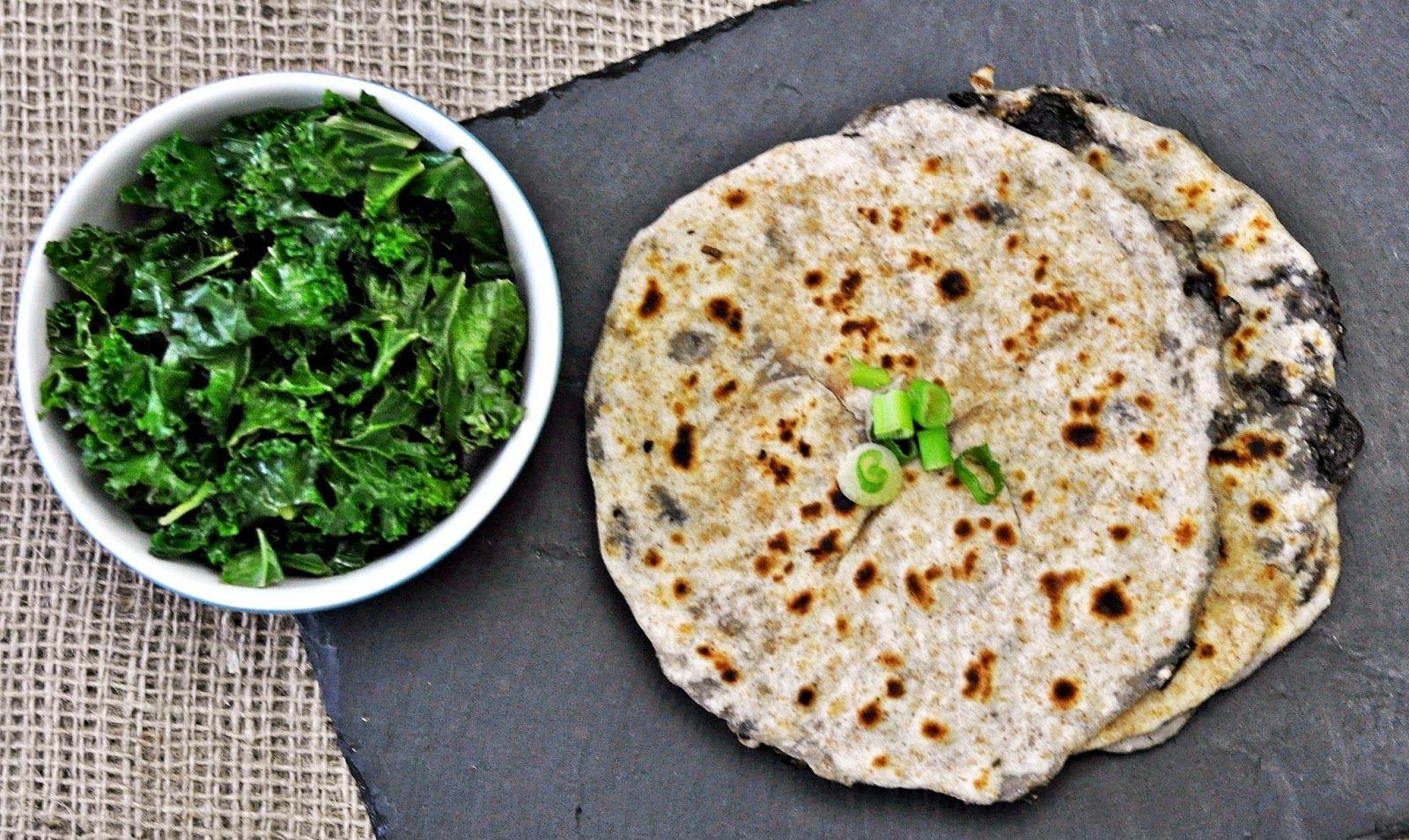 Image result for Mushroom Paratha