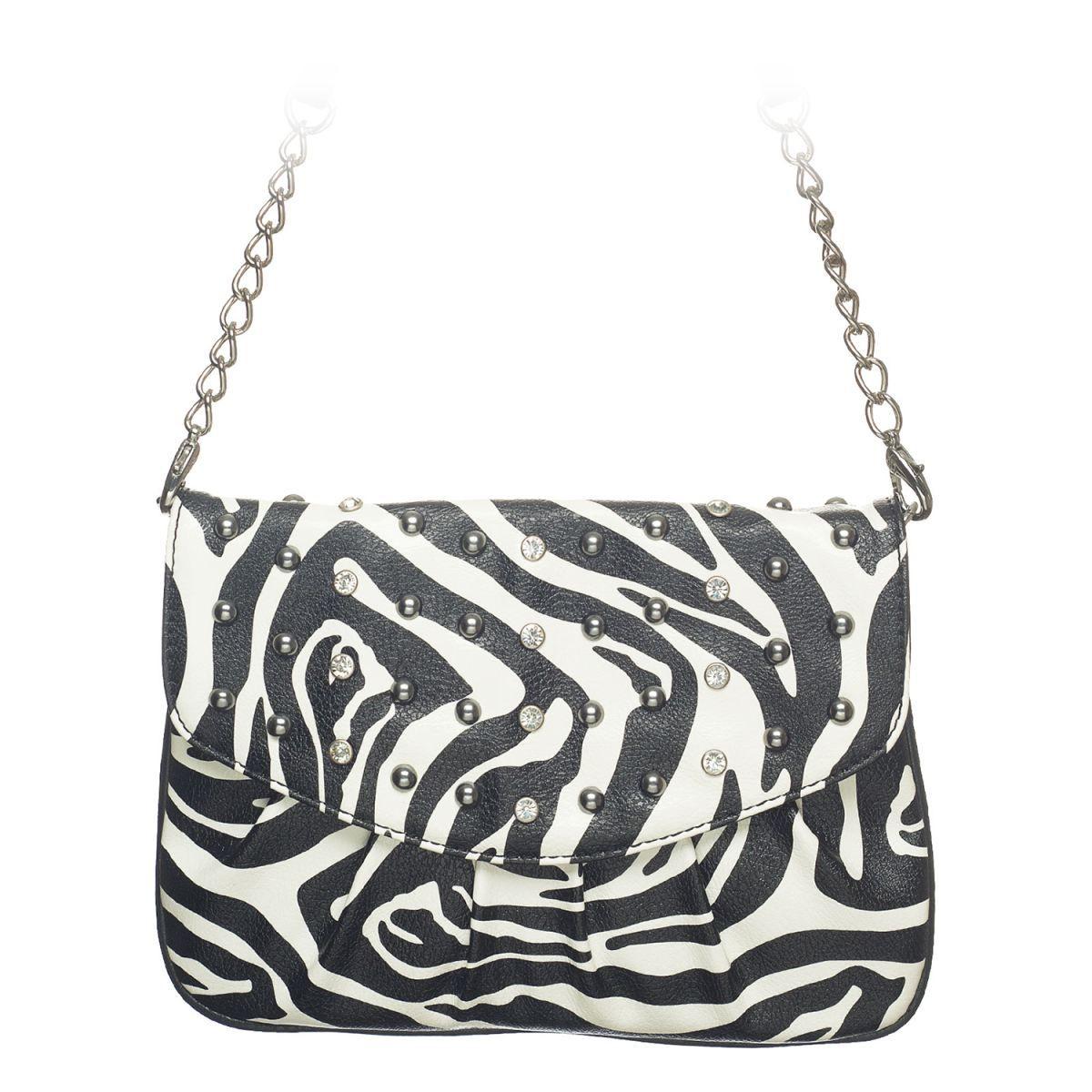 Rae clutch-Zebra  www.SharonRhodes.GraceAdele.us