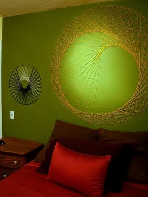 String Art No Nails Needed 16 Patterns For String Art That Are
