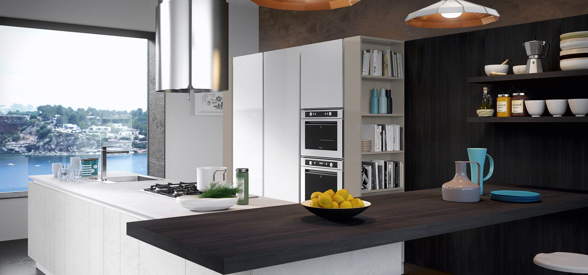 Cucina moderna kali cucine moderne - Cucine arredo 3 ...