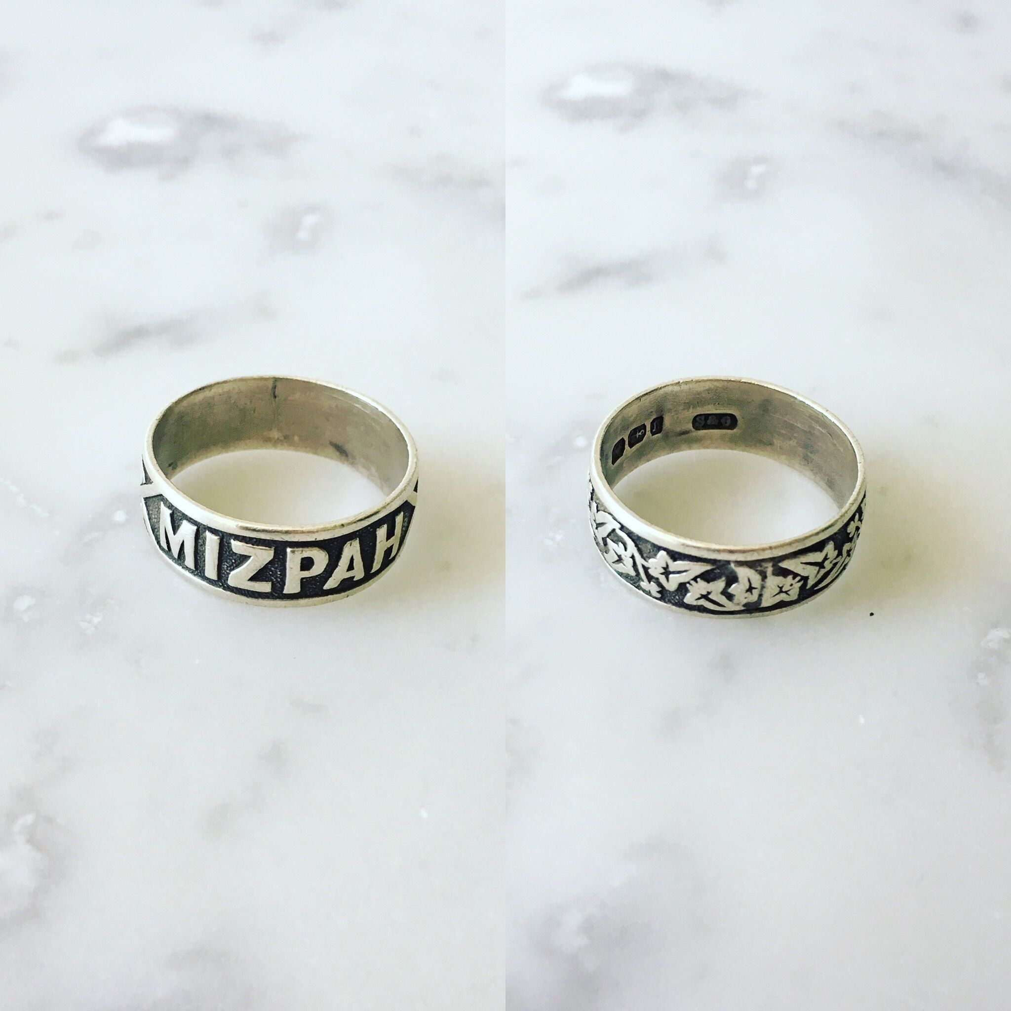 Victorian mizpah god protect thee and me ring ivy leaves victorian mizpah god protect thee and me ring ivy leaves symbolize fidelity biocorpaavc Gallery