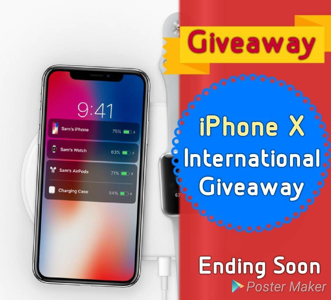 Is the google iphone x giveaway real