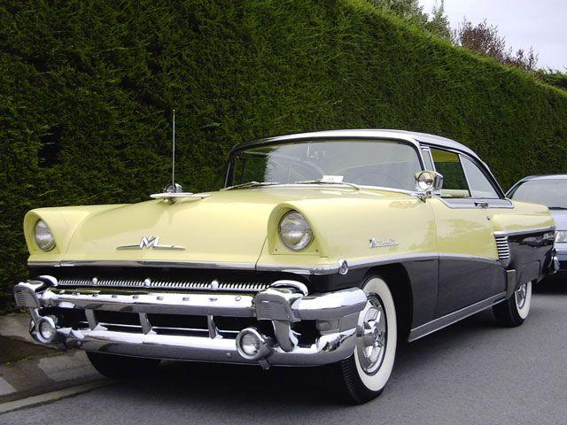 1956 Mercury Montclair… two tone… so hot…