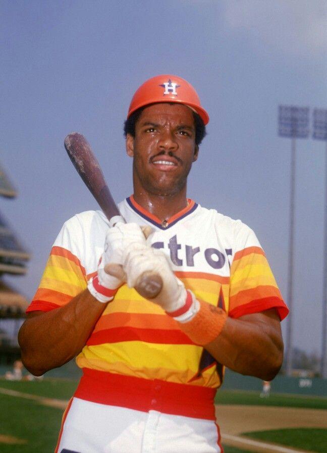 new arrival 65eeb 397a1 Cesar Cedeno, Astros CF 1970-1981 | Houston Astros Baseball ...