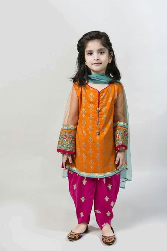 67a42e398757 Pin by Asma 🌹❤ on Kids dress collection