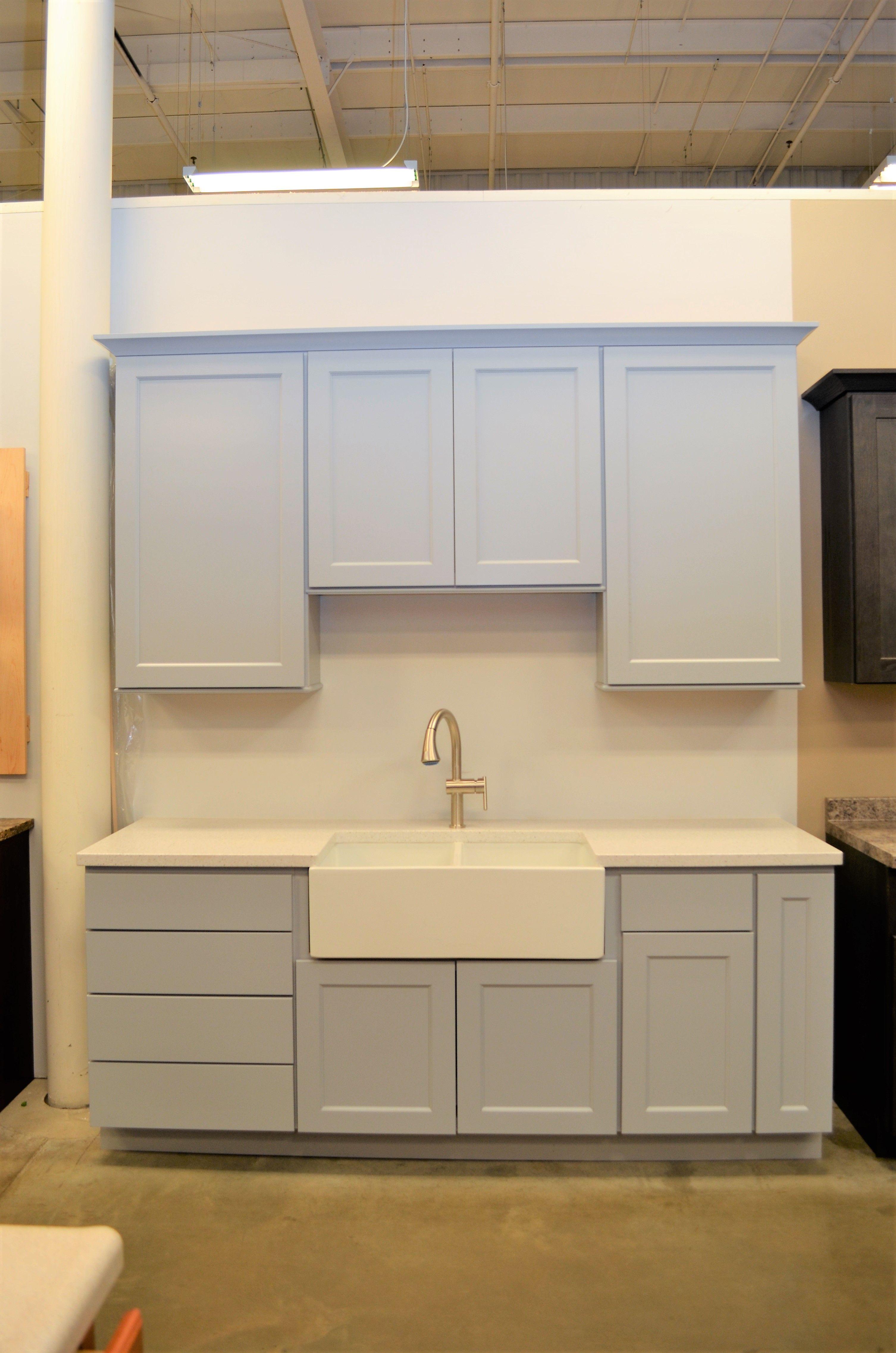 Bailey's Showroom Wall display Kitchen