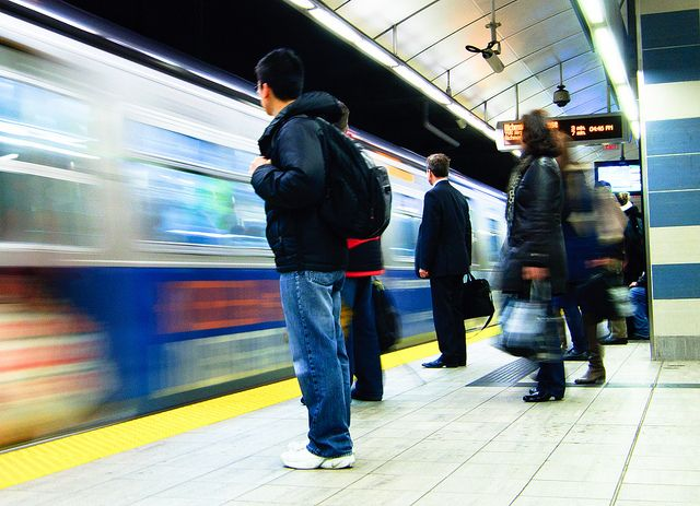 Since the first event in New York in 2002, the No Pants SkyTrain Ride coincides with an annual, global stunt that will see pants drop on mass transit in major cities on Sunday, January 11, 2015.