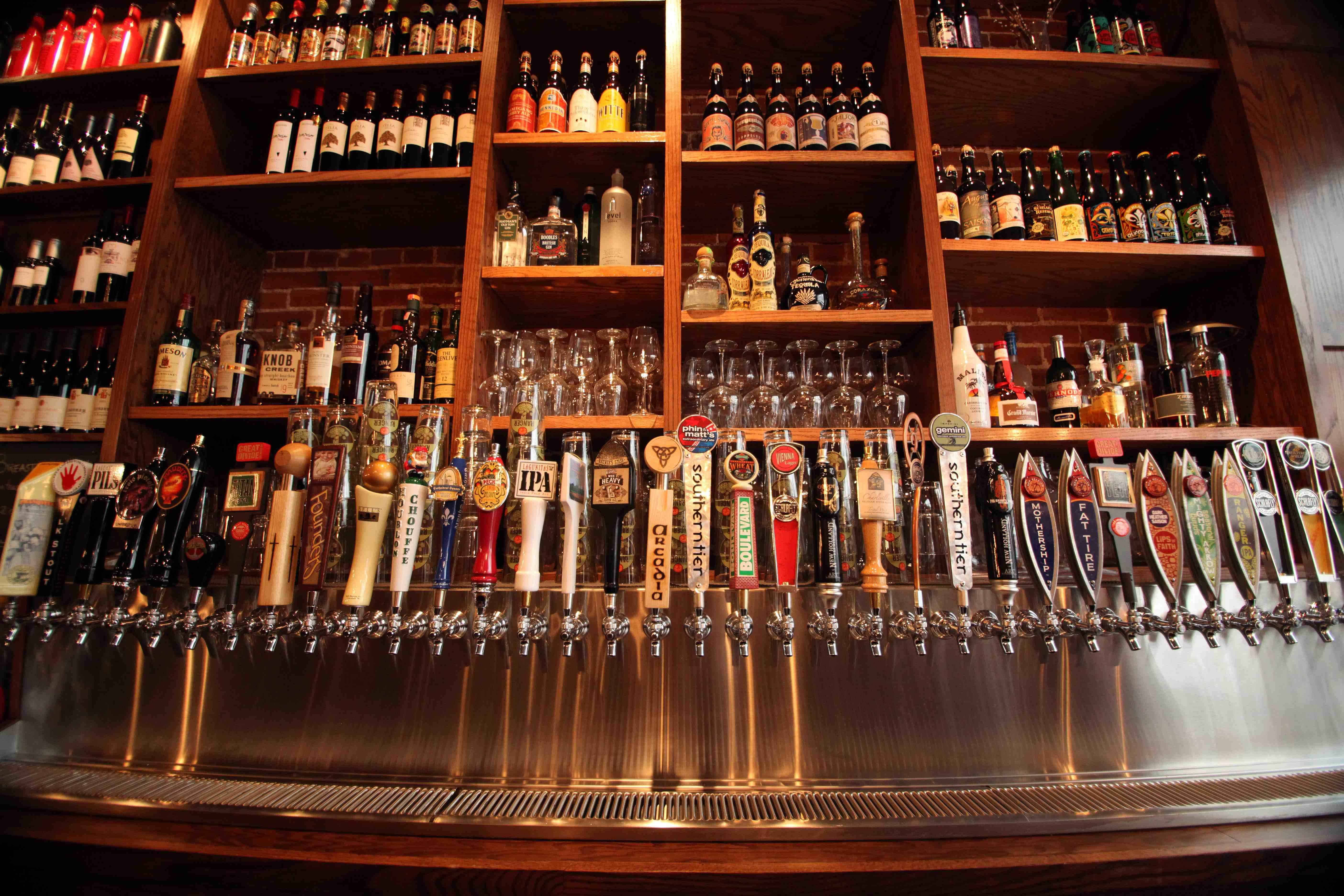 Where To Eat And Drink In St. Louis St. Louis Beer bar