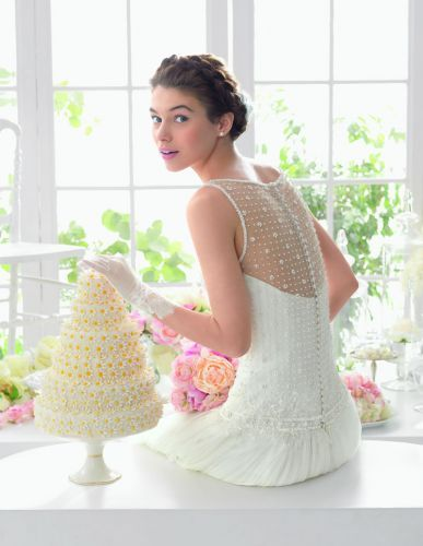 3fc793a8f3 Aire Barcelona - Vestidos de novia o fiesta para estar perfecta. Sedka  Novias