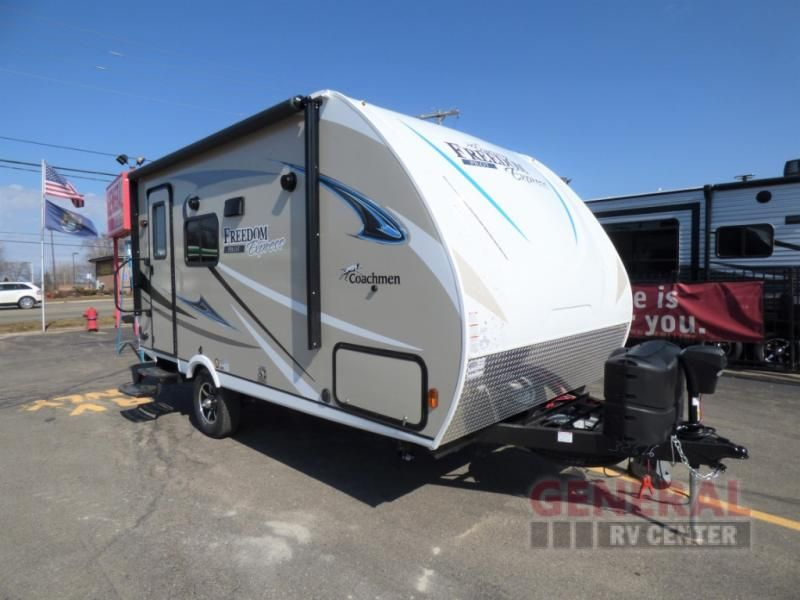 New 2018 Coachmen RV Freedom Express Pilot 19FBS Travel