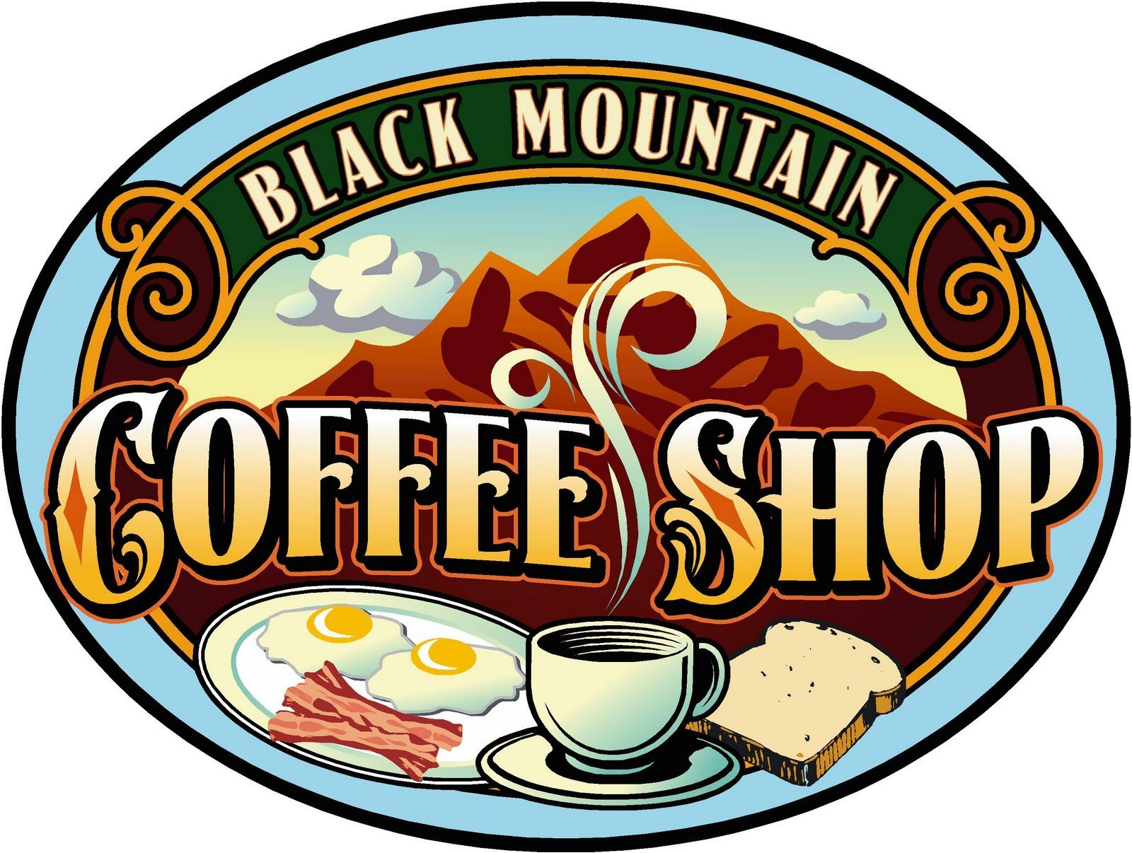 Art logo logo s coffee logo coffee shop coffee design shop logo coffee - Bertram Signs Creates New Logo And Signs For Black Mountain Coffee Shop In Carefree Arizona