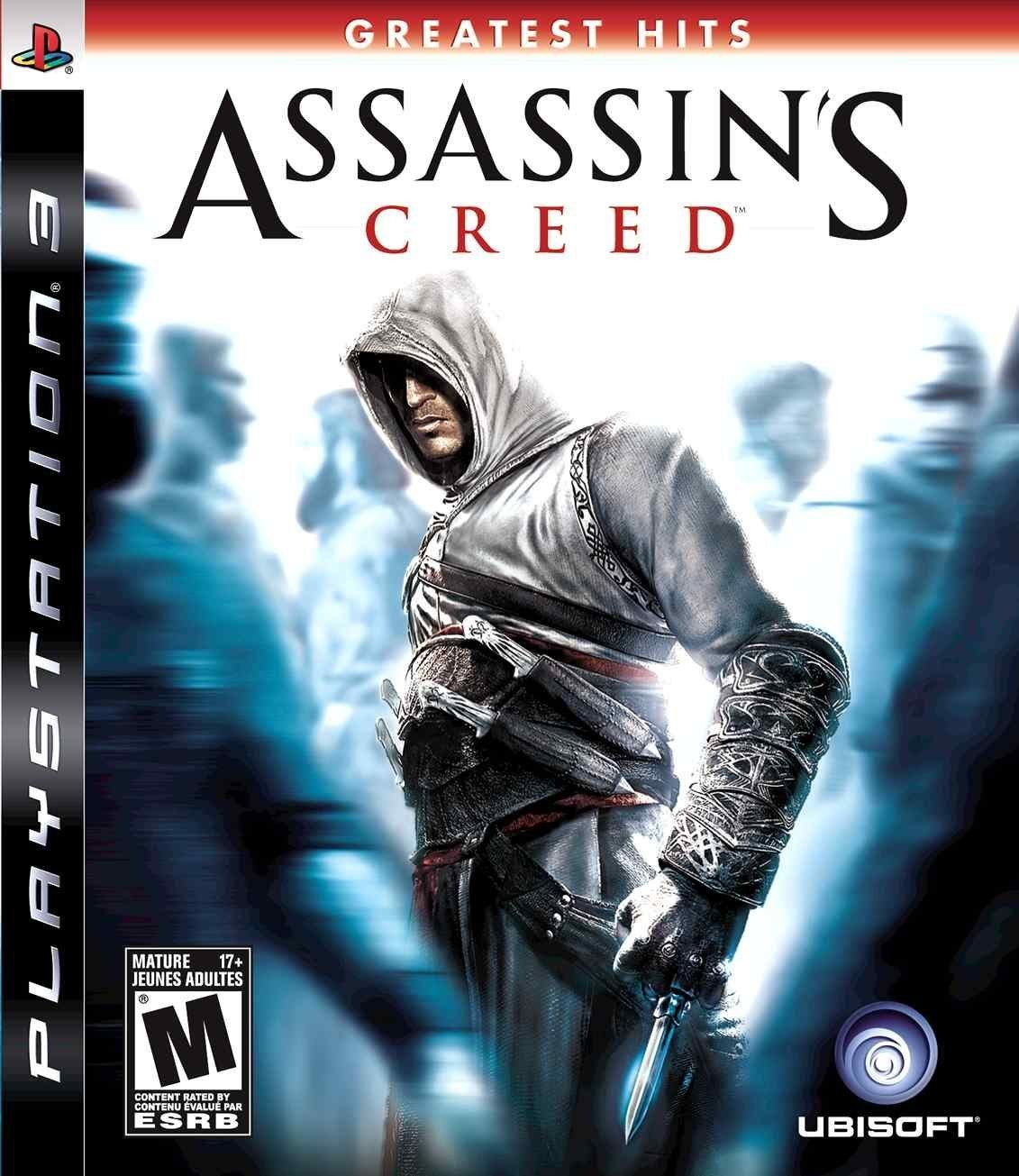 all Assassin's Creed list by teaD by santap555 on