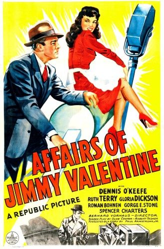 Watch The Affairs of Jimmy Valentine Full-Movie Streaming