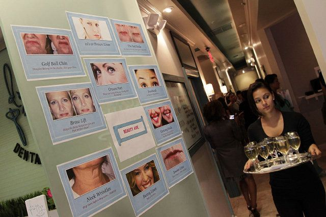 Med Spas Offering Cosmetic Procedures Are On The Rise Miamiherald Com Cosmetic Procedures Med Spa Medical Spa