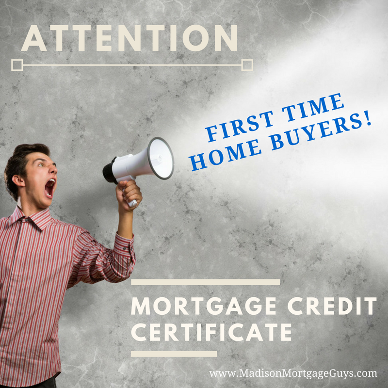 Mortgage Credit Certificate A First Time Home Buyer Tax Credit