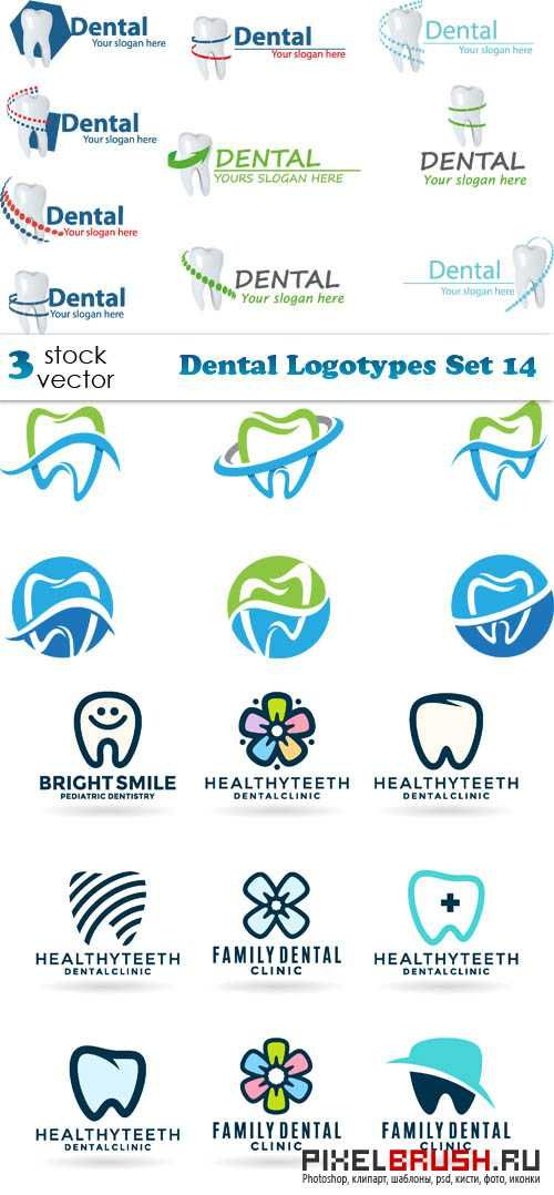 Doentales Cocina | Vectors Dental Logotypes Set 14 Pagina Web Pagina Web