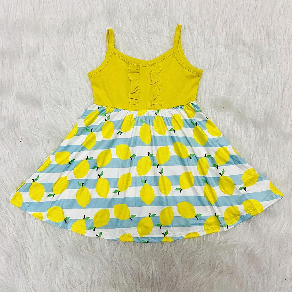 Lemon Dress Lemon Dress Dresses Summer Dresses [ 1000 x 1000 Pixel ]