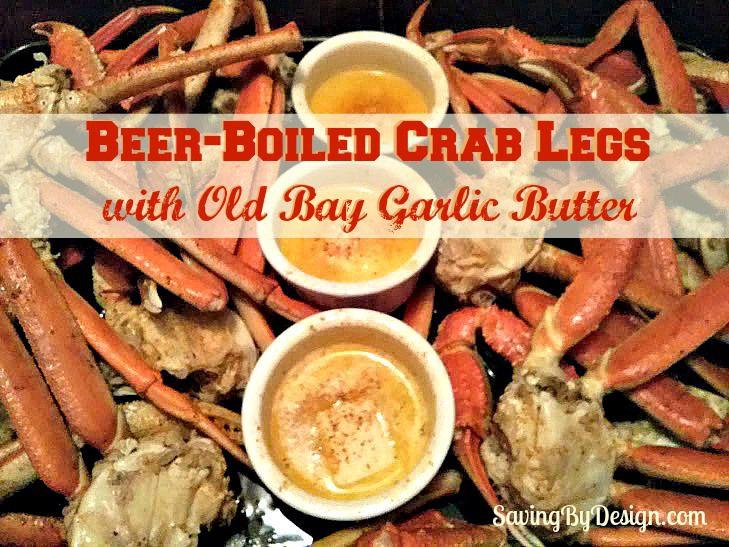 How do you boil snow crab legs