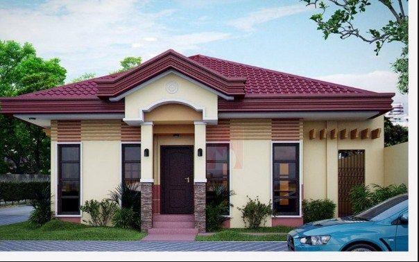 philippines house designs bungalow type calsclassic Pinterest