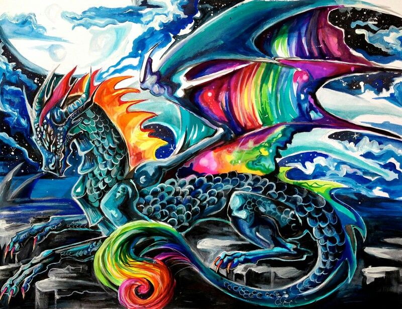 Multicolore Art Creatif Art Multicolore