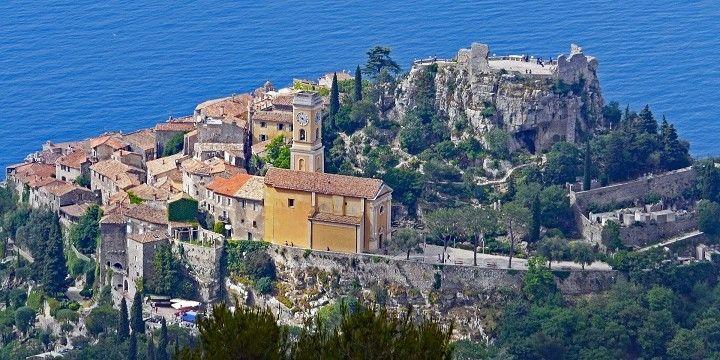 Èze Village, French Riviera, France, Europe
