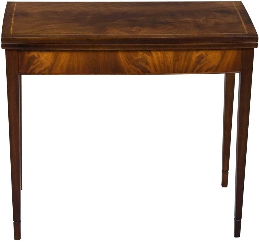 Nice Antique Flip Top Game Table