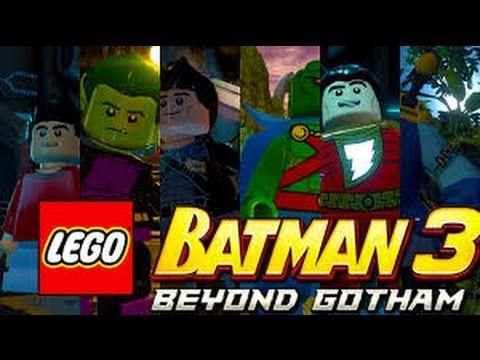 ''BAIXAR LEGO BATMAN 3 COMPLETO DUBLADO'' ATUALIZADO ...