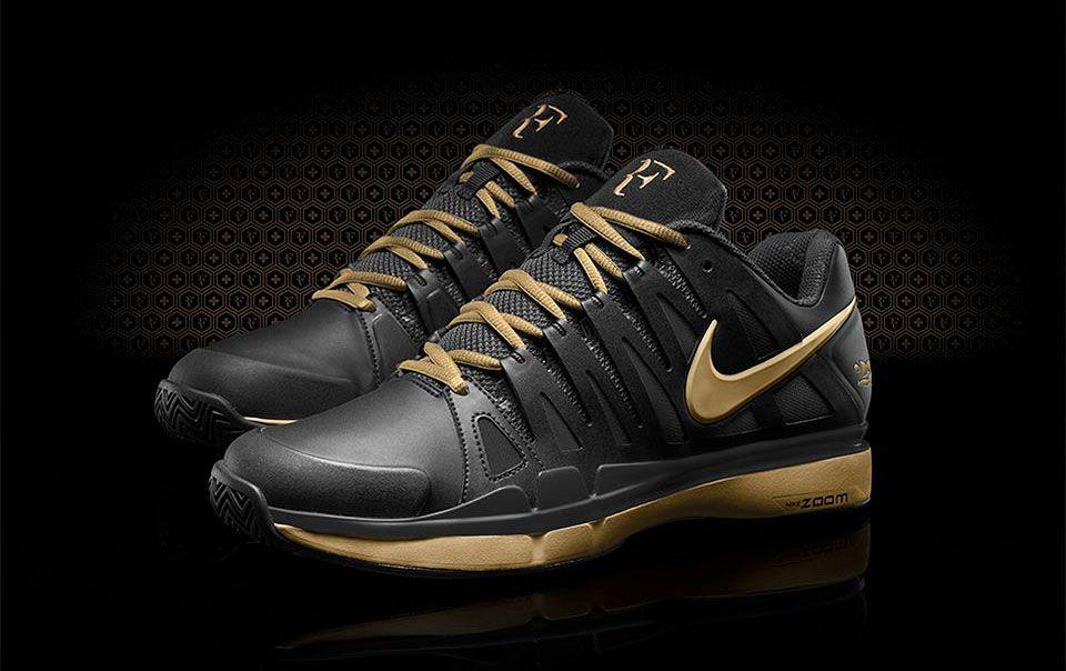meet 4bcd1 bbc97 Nike Zoom Vapor Roger Federer 287 limited edition. For each week at number  1! GOAT.